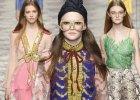 Gucci wiosna-lato 2016: lata 70. nigdy nie wyjd� z mody? Ale nareszcie nie jest nudno! [GALERIA]