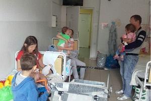 Imigranci z czwórką dzieci uratowani przez Straż Graniczną w Bieszczadach