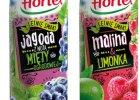 Jagoda z nut� mi�ty ogrodowej i Malina &Limonka - wyj�tkowe Letnie Smaki Hortex