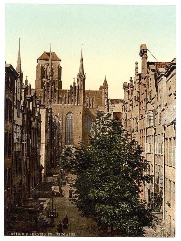 Zdjęcie numer 8 w galerii - Niemieckie miasta pod koniec XIX w. A wśród nich Gdańsk, Szczecin i Wrocław [ZDJĘCIA]