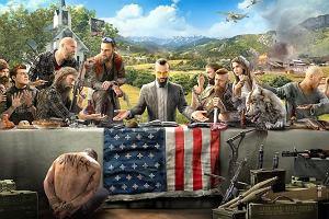 Twórcy Far Cry 5 robią to dobrze.  Hope County FM w Spotify to świetny pomysł na promocję gry
