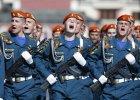 Rosja defilowa�a na Krymie, Ukraina walczy�a z separatystami. Niespokojny Dzie� Zwyci�stwa