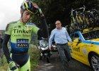 Tour de France. Contador z�ama� ko�� piszczelow�