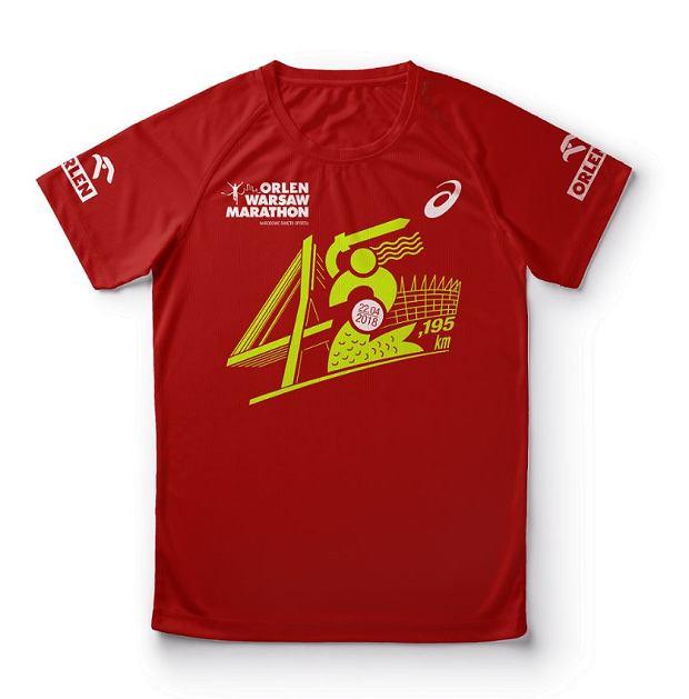 Orlen Warsaw Marathon Koszulka
