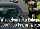 """""""DGP"""": Policjanci coraz częściej odbierają prawo jazdy na miejscu. A sądy je zwracają"""