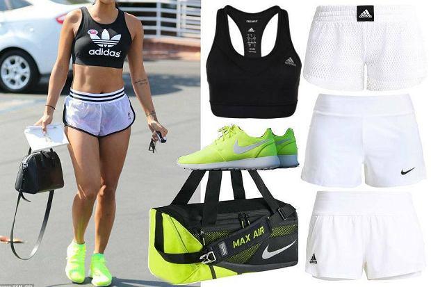2c5b853c0 Krótkie spodenki na fitness i siłownię - najładniejsze modele sportowych  szortów