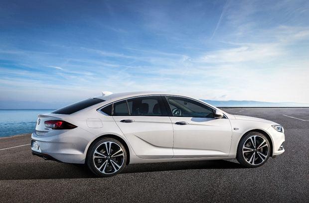 Nowa Insignia celuje w Audi i Mercedesa