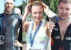 Dowbor, Karolak, Boczarska poc� si� i sapi� na Beko E�k Triathlon