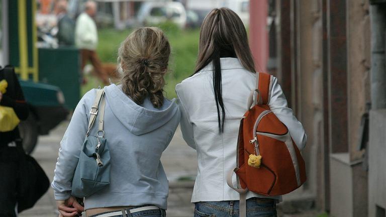 Nastolatki [zdjęcie ilustracyjne]