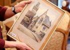 Akwarela Hitlera sprzedana za 130 tys. euro