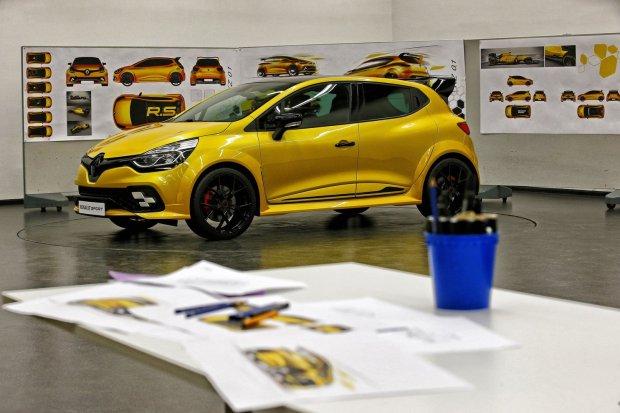 Renault Clio R.S. 16 | Takiego Renault jeszcze nie było