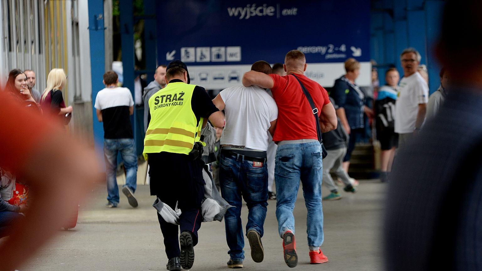Złodziej zatrzymany na dworcu w Olsztynie