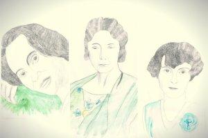 """""""One. Kobiety, kt�re kocha�y pisarzy"""" [FRAGMENT]"""