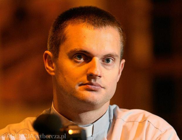 Ks. Maciej Maku�a zosta� nowym szefem redakcji katolickiej TVP