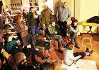 Otwarcie biblioteki społecznej w lokalu po dawnym barze Szanghaj