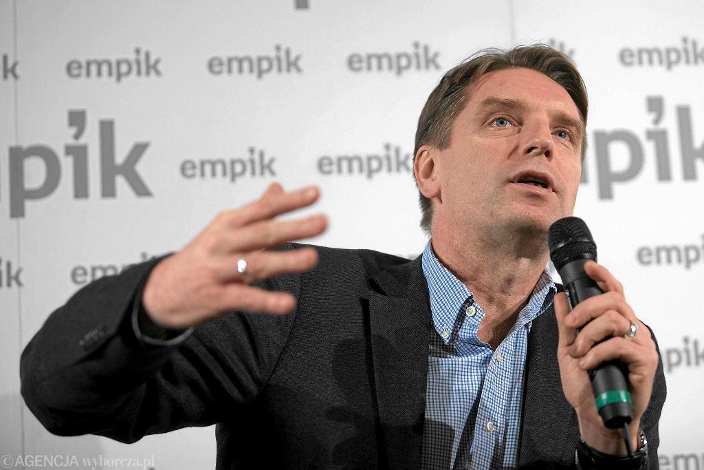 Tomasz Lis, redaktor naczelny ''Newsweeka''