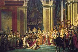 S�ynne pary: J�zefina i Napoleon