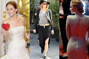 Z hollywoodzkiej szafy - styl Jennifer Lawrence