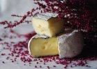 Zachwyt nad okruchem sera