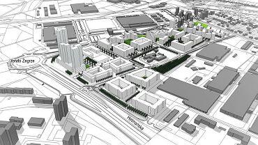 Projekt planu miejscowego w rejonie ul. Unii Lubelskiej