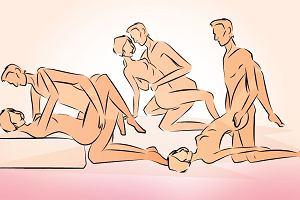 Najlepsze pozycje seksualne, gdy on ma (lub myśli, że ma) małego penisa