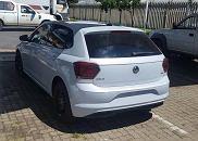 Nowy Volkswagen Polo bez kamuflażu