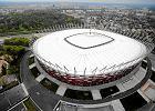Najwi�ksze lodowisko w Polsce... na Stadionie Narodowym