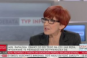 TVP Info nie kocha Europy. Albo kochać jej tam nie wolno