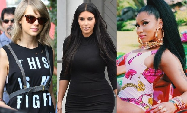 """MTV ogłosiła listę artystów nominowanych do Video Music Awards 2015. Nicki Minaj oskarża telewizję o rasizm, bo jej """"Anakonda"""" ma mniej nominacji, niż utwory białoskórych artystów."""