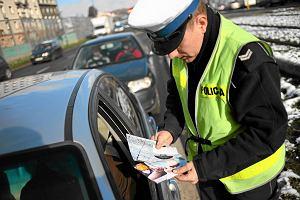 Pierwszy tydzień nowych przepisów. 694 kierowców straciło prawo jazdy