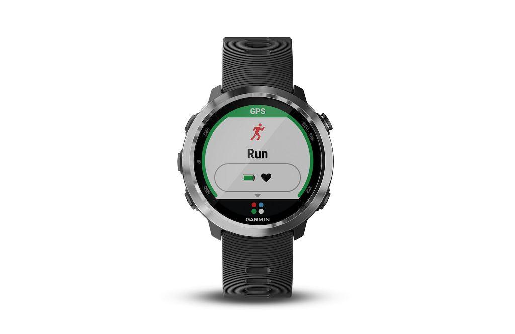 Bieganie. Pierwsze 5 km dzięki zegarkowi i aplikacji? Garmin