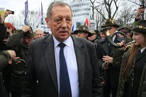 Jak minister Szyszko sam się podłożył w sprawie skóry rysia