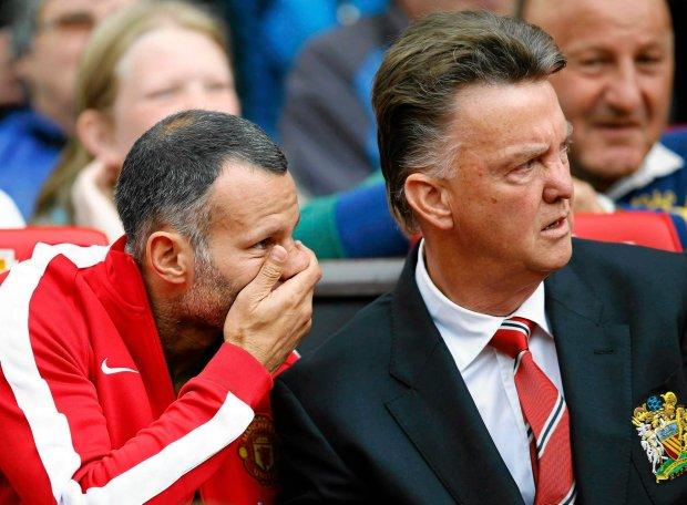 Premier League. Giggs �yje z bossem w zgodzie