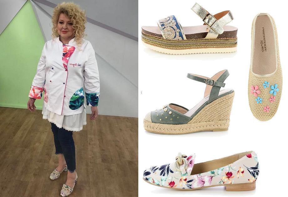 Primamoda - buty z wyprzedaży