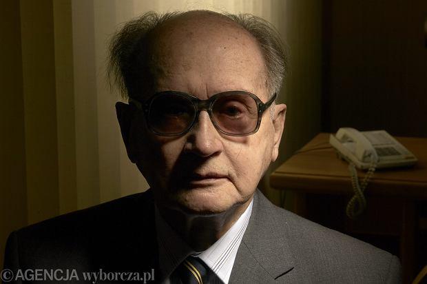 Gen. Jaruzelski nie żyje