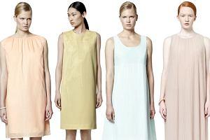 Pastelowe sukienki - przegl�d