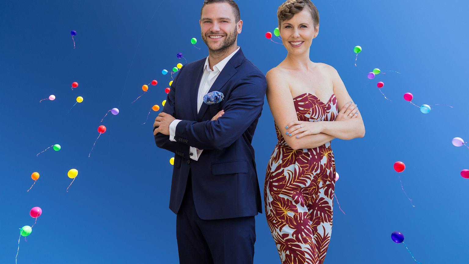 Kamila i Michał Niewiadomscy