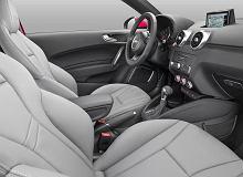 Audi A1 | Bardziej premium