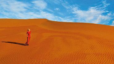 Pejzaż w Maroku