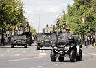 Defilada wojskowa w Warszawie