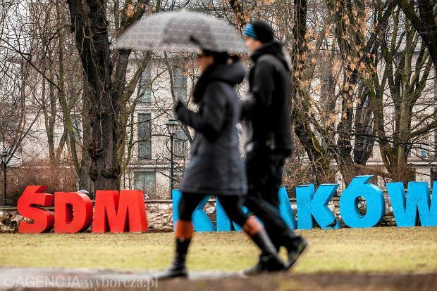 Dekoracja Krakowa na �DM b�dzie kosztowa�a ponad 700 tys. z�