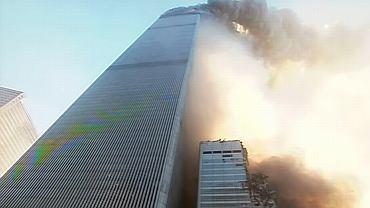 Zamachy na World Trade Center. Ujawniono niepublikowany film