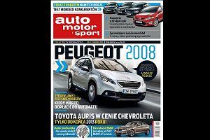 Sierpniowy numer Auto Motor i Sport