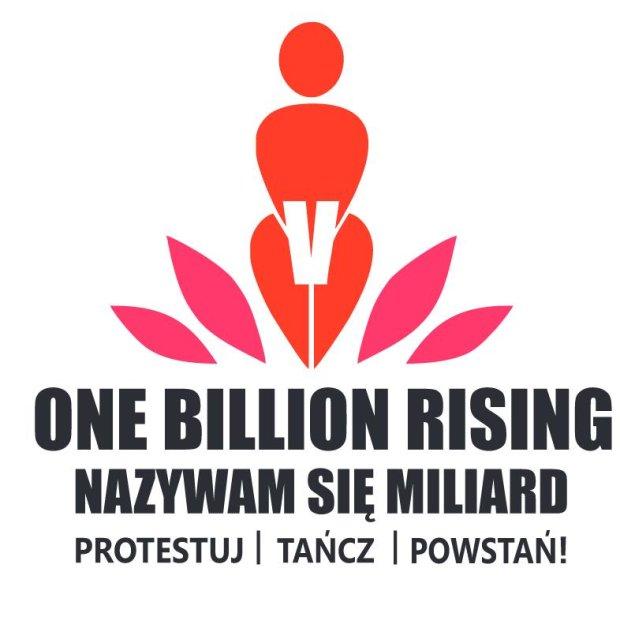 One Billion Rising. 14 lutego zata�cz przeciwko przemocy seksualnej