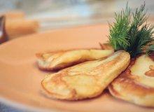 Racuchy na kefirze z jab�kami - ugotuj