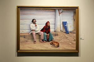 Wielka wystawa dzie� Gierymskiego w Muzeum Narodowym [WIDEO]