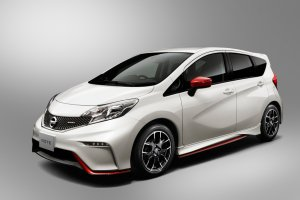 Nissan Note Nismo | Brakuj�cy element