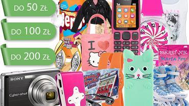 Pomysły na prezenty dla dziewczynki na I Komunię Świętą do 50, 100 i 200 zł