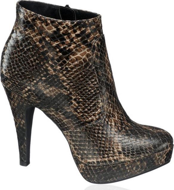 w�owe buty, trendy, skóra w�a, skóra krokodyla, obuwie damskie, gadzi dese�