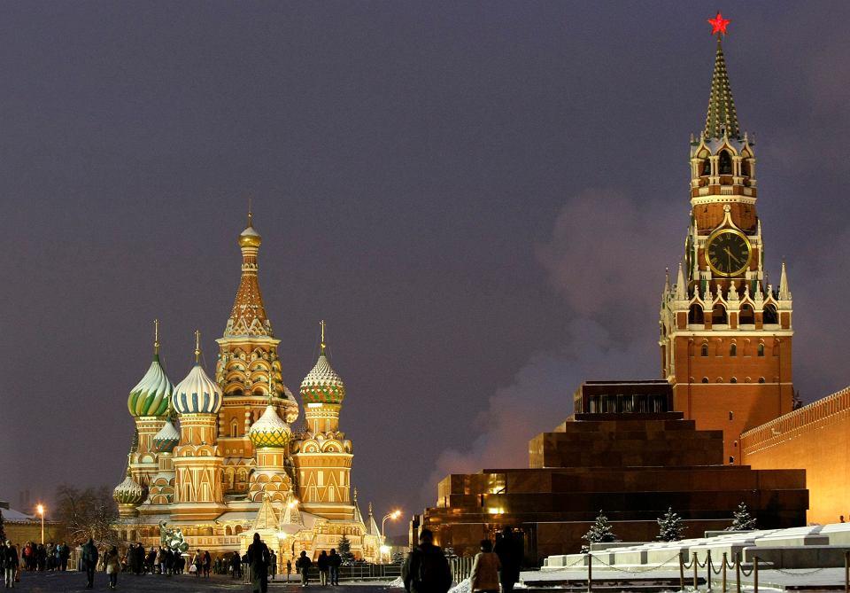 Kreml sprzeda nam każdy absurd